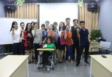 Giảng viên Thanh Hằng và các bạn học viên của Khóa học GPVL102.