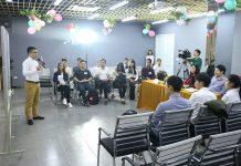 Buổi báo cáo tốt nghiệp tại Novaedu.vn