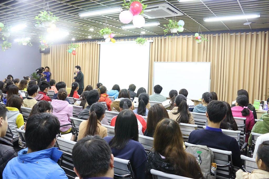 Buổi chia sẻ của anh Đỗ Hùng - Founder & CEO Novaedu.,jsc.