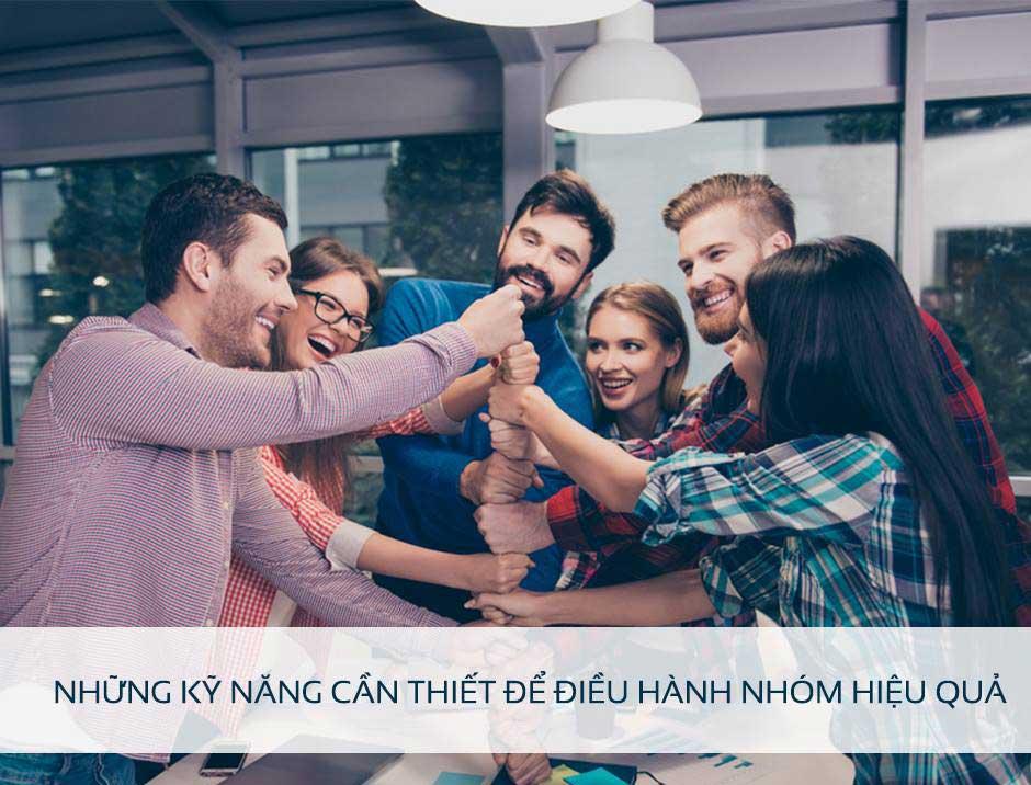 Quản lý nhóm tốt giúp bạn trở thành nhà lãnh đạo thành công.