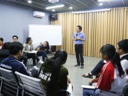 Mỗi buổi học tại Novaedu, các bạn học viên lại học được thêm nhiều kiến thức mới.