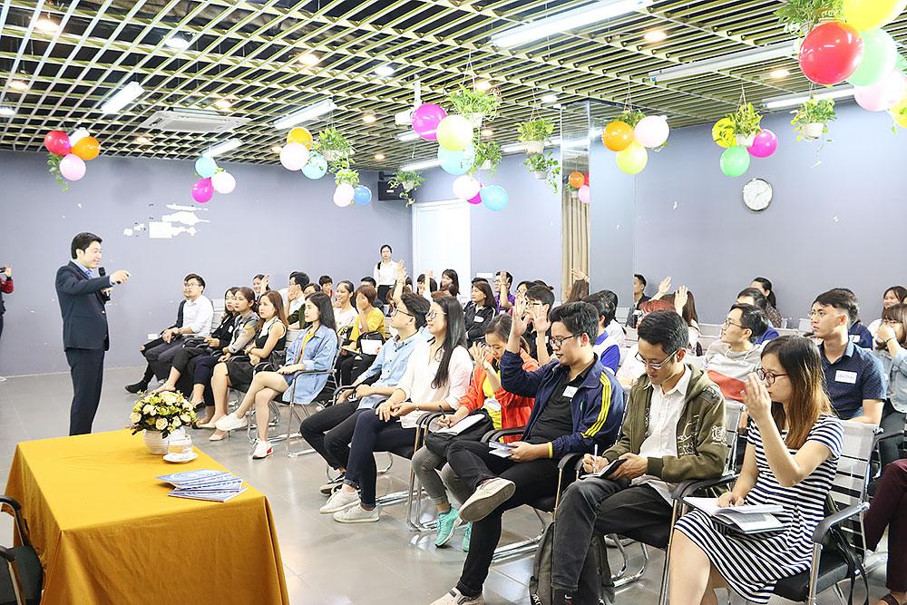 Những vấn đề CEO Đỗ Mạnh Hùng chỉ ra đúng với các bạn sinh viên hiện nay