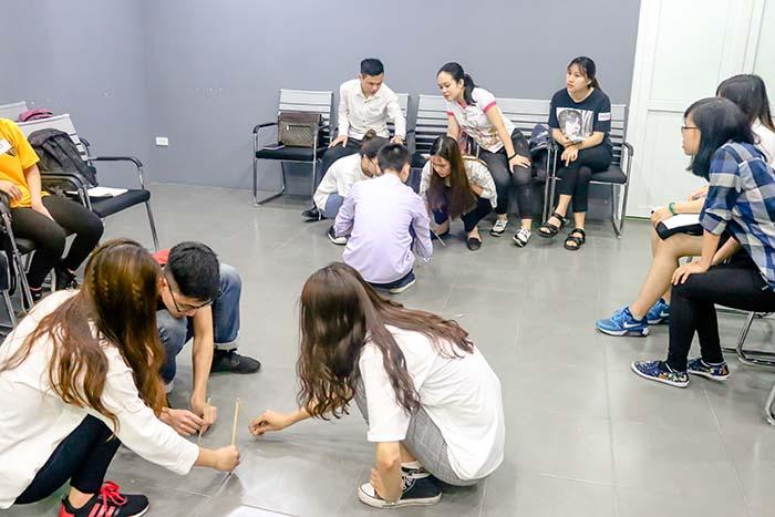 Làm việc nhóm tốt sẽ giúp công việc đạt hiệu quả