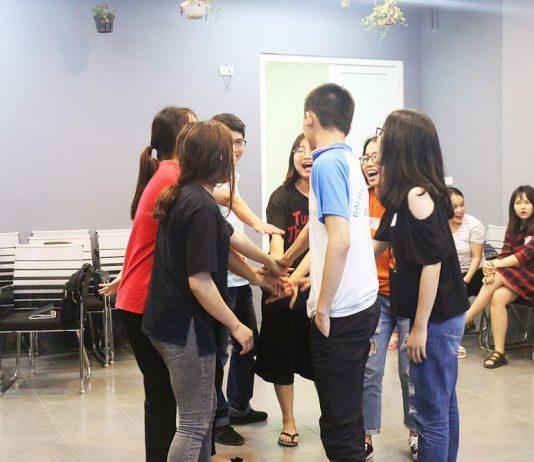 Một teamwork cần sự đoàn kết, nhất chí của các thành viên