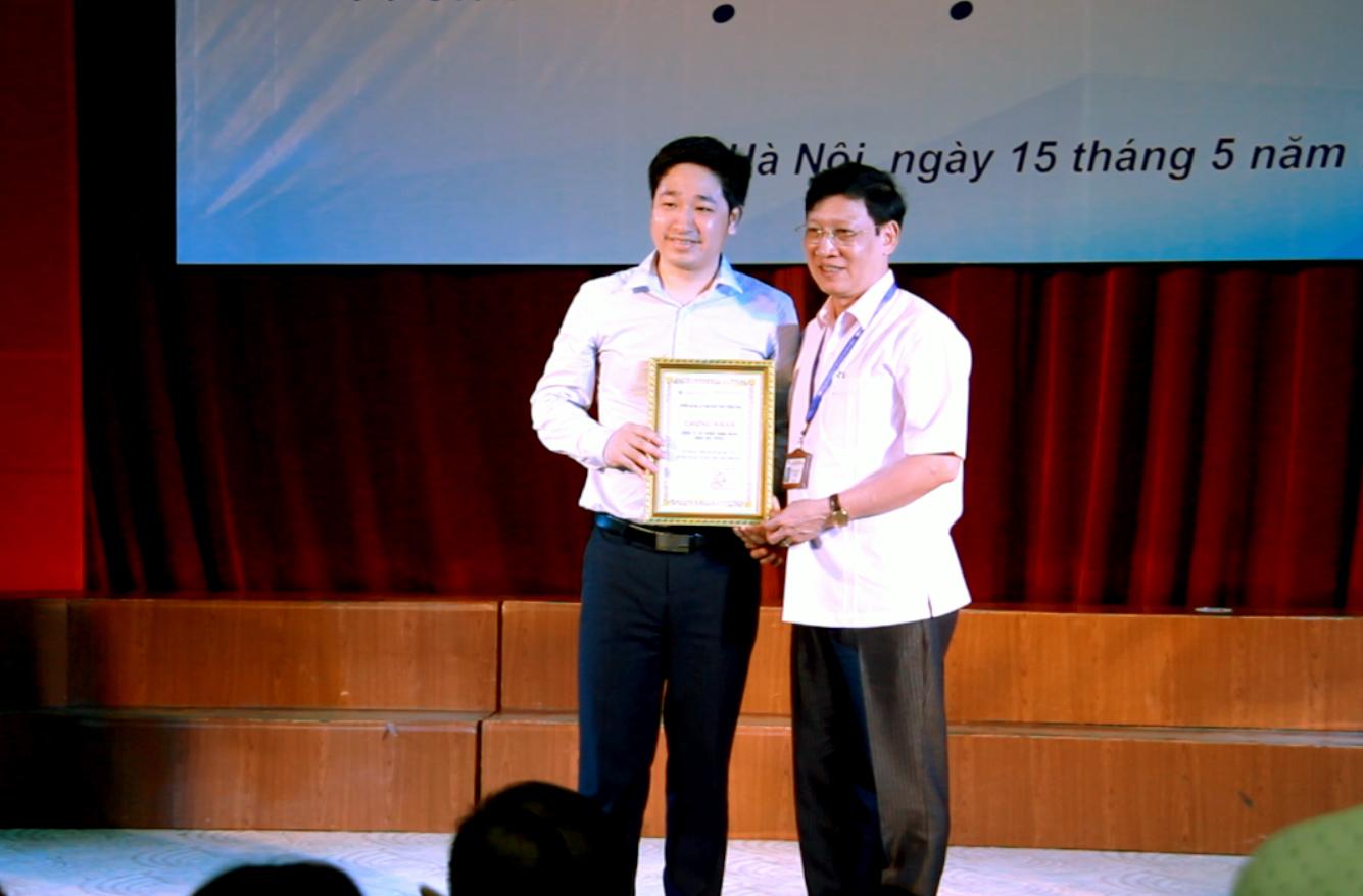 Ông Đỗ Mạnh Hùng - Giám đốc Công ty Cổ phần Công nghệ Giáo dục NOVA