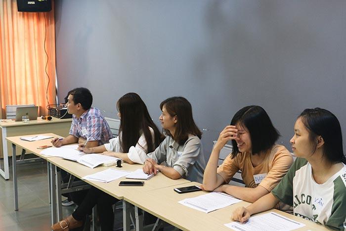 Các Học viên được chỉ ra những sai lầm trong tư duy làm việc chúng ta thường mắc phải