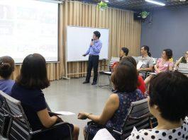 Chuyên gia Đỗ Mạnh Hùng là diễn giả của buổi hội thảo.