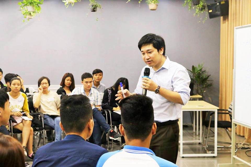 Anh Đỗ Hùng - Founder & CEO của NOVAEDU nói về NOVAJOB
