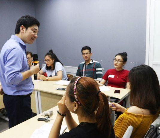 Khép lại buổi học bổ ích, mỗi Học viên đều xác định được hệ giá trị sống cốt lõi của bản thân