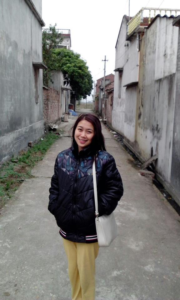 Chuyên gia đào tạo Phạm Thị Thanh Hằng ở quê nhà Bắc Giang