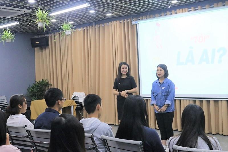 Hội thảo được chia sẻ bởi chuyên gia đào tạo Phạm Thị Thanh Hằng