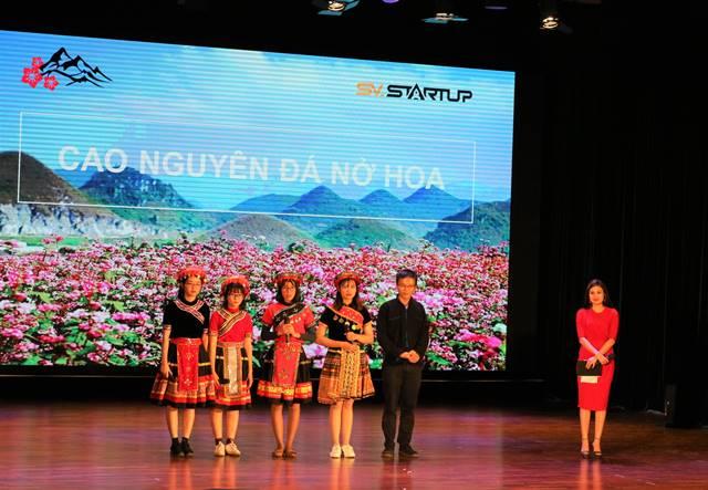 Cao nguyên đá nở hoa là dự án khởi nghiệp của sinh viên trường Đại học dược Hà Nội.