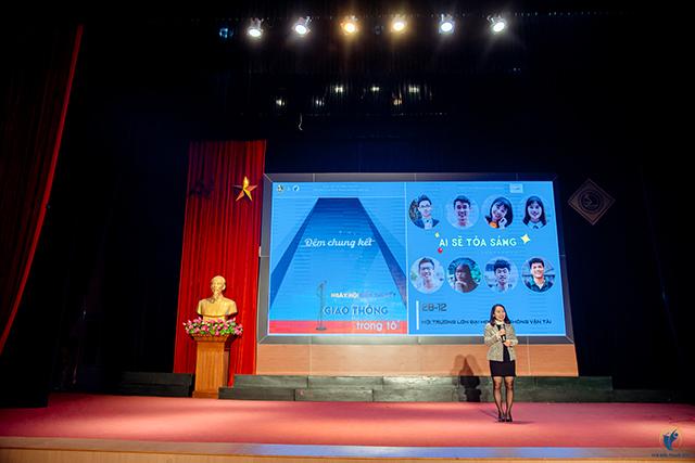 Novaedu là nhà tài trợ chính của Ngày hội diễn thuyết Đại học Giao thông vận tải.