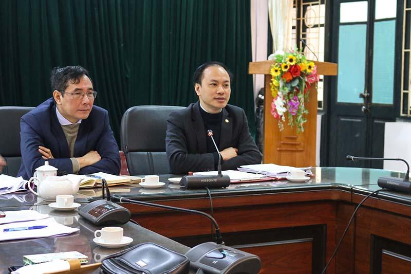Phó Vụ trưởng Vụ Giáo dục chính trị và Công tác Học sinh sinh viên - Bộ GD-ĐT