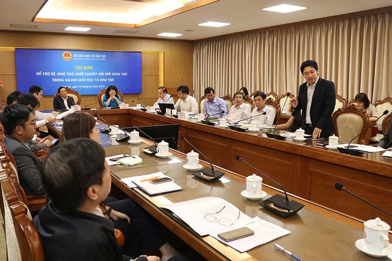 CEO Novaedu Đỗ Mạnh Hùng: Sinh viên còn thiếu trải nghiệm doanh nghiệp và kỹ năng khởi nghiệp