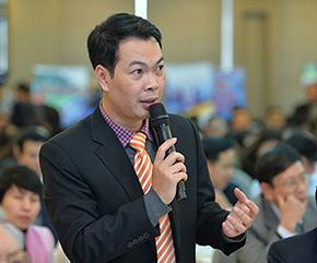 Hoàng Văn Dũng - Phó Giám đốc phụ trách Ban Đầu Tư của Ngân hàng SHB
