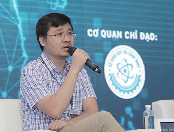 Vương Quang Long -Founder & CEO của TomoChain