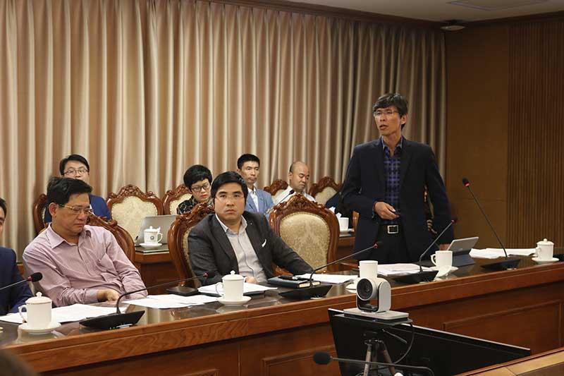 PGS.TS Nguyễn Anh Thi: nếu chúng ta có hệ sinh thái tốt thì sẽ có nhiều doanh nhân tốt được sản sinh ra