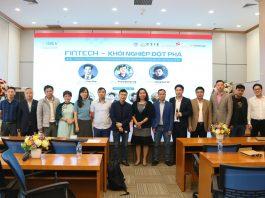 Hội thảo Fintech - Khởi Nghiệp Đột Phá.