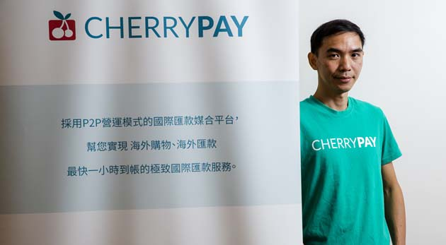 Tom Tang - Founder & CEO của Cherry - Đài Loan