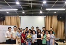 Khóa học quy tụ thành viên của các dự án từng đoạt quán quân trong các cuộc thi khởi nghiệp lớn tại Hà Nội