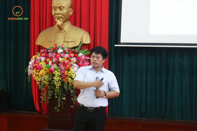 Tiến sĩ Nguyễn Hiệp Thương.