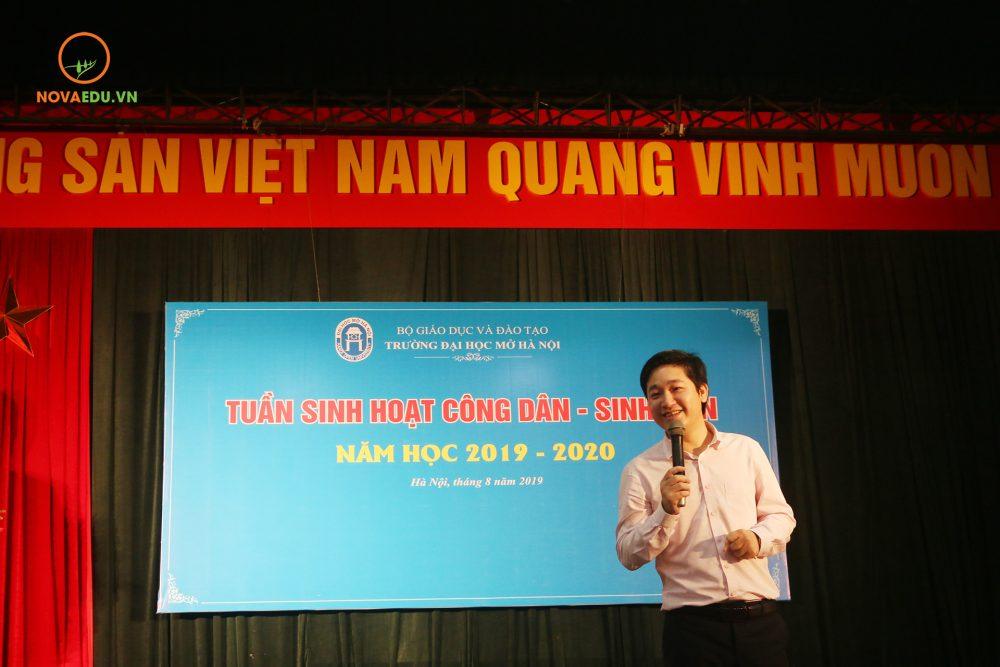 Chuyên gia Đỗ Mạnh Hùng - Tổng giám đốc Novaedu.