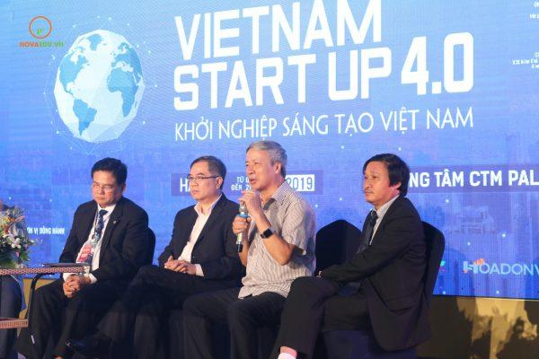 Tọa đàm Doanh nhân Việt Nam xây dựng văn hóa doanh nghiệp trường tồn