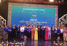 Chung kết cuộc thi Ý tưởng sáng tạo khởi nghiệp thanh niên tỉnh Thái Nguyên 2019