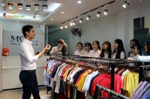Trải nghiệm thực tế tại Công ty Cổ phần Thời trang MC Việt Nam